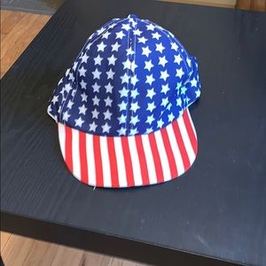 Other - 🍭American Flag Cap🍭